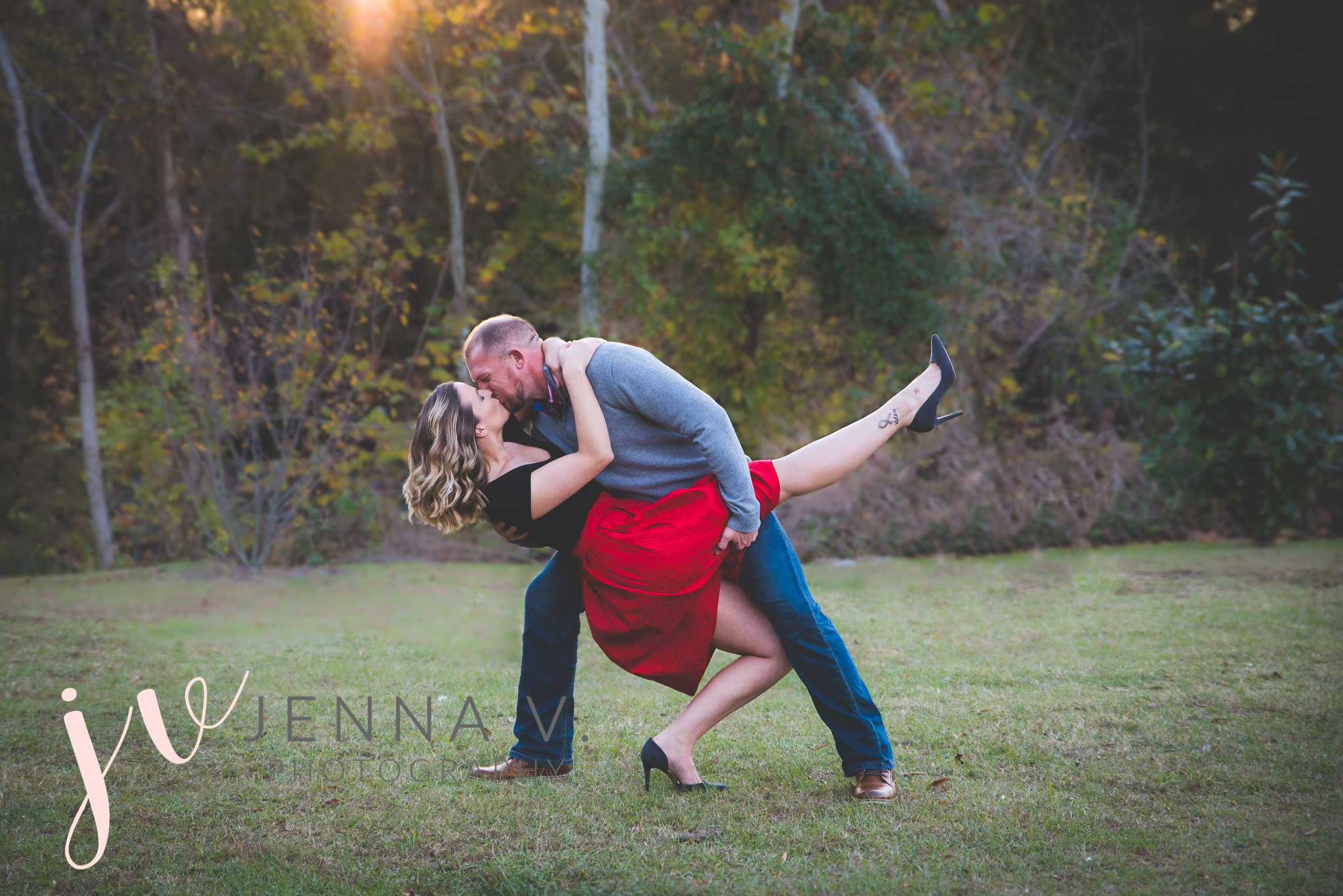 - JennaV Photography offers various portrait collections, ranging from engagements to in-home lifestyle sessions. Prices vary - please contact Jenna to customize your portrait collection!