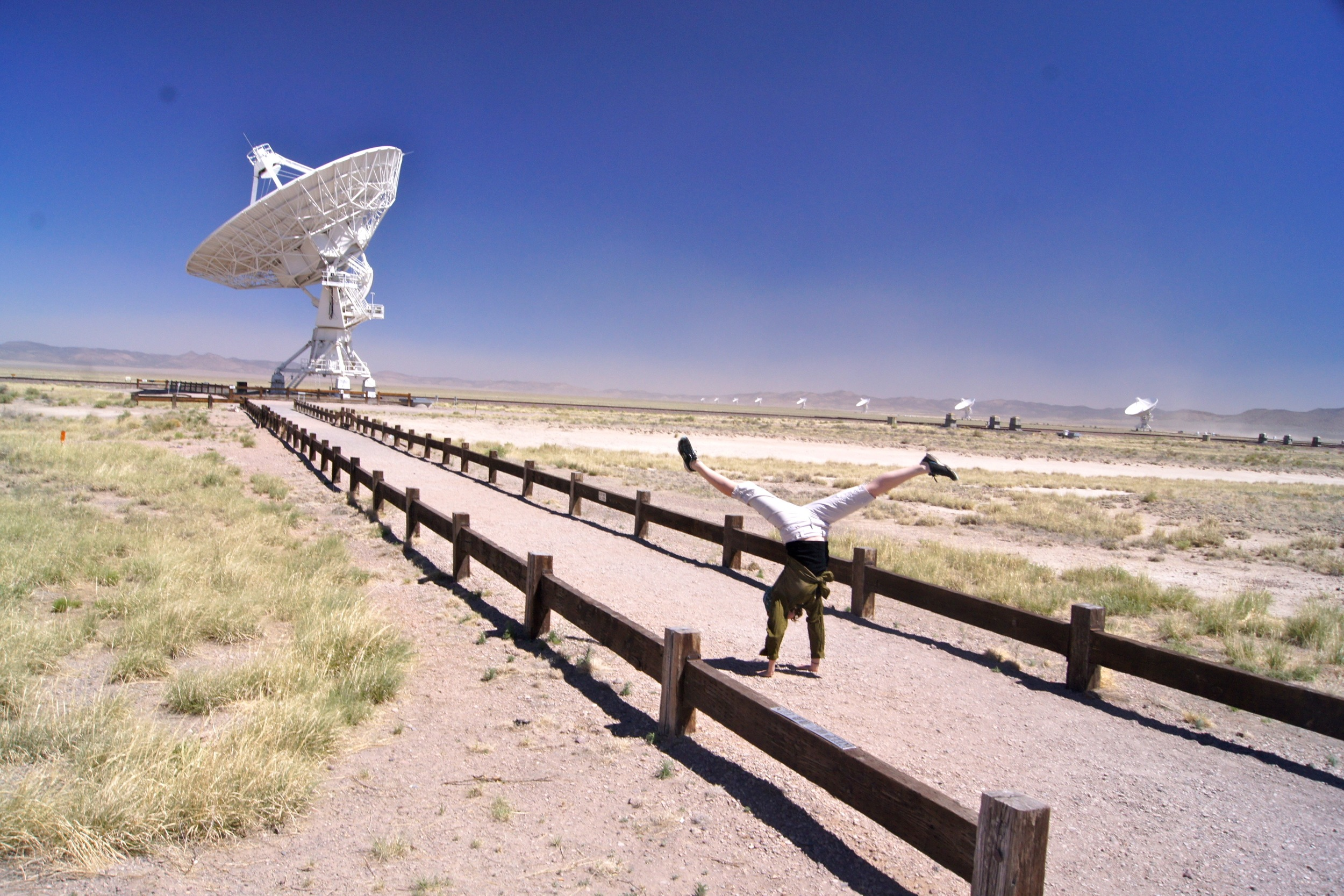 A Very Large Array, New Mexico