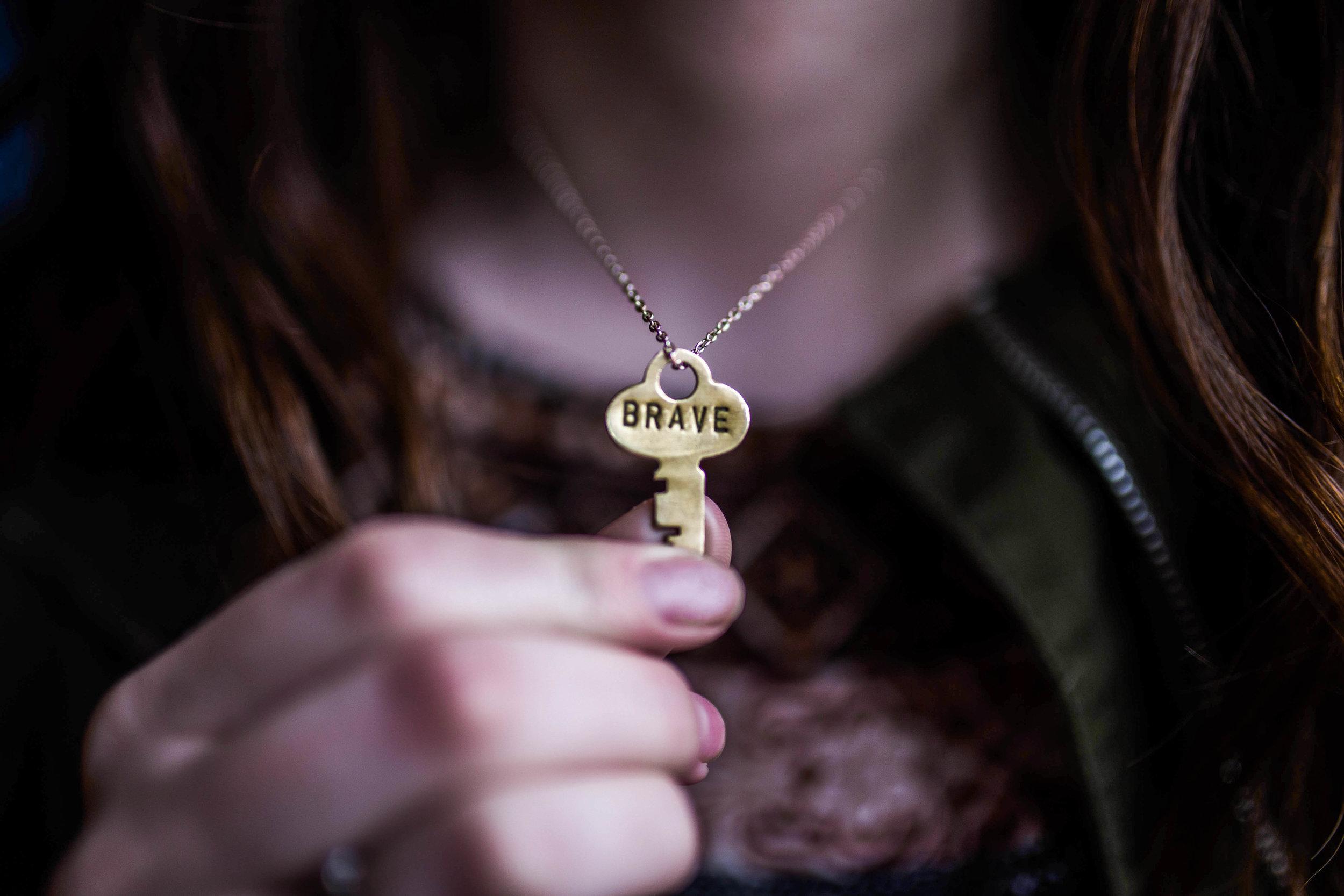 Brave | The Giving Keys