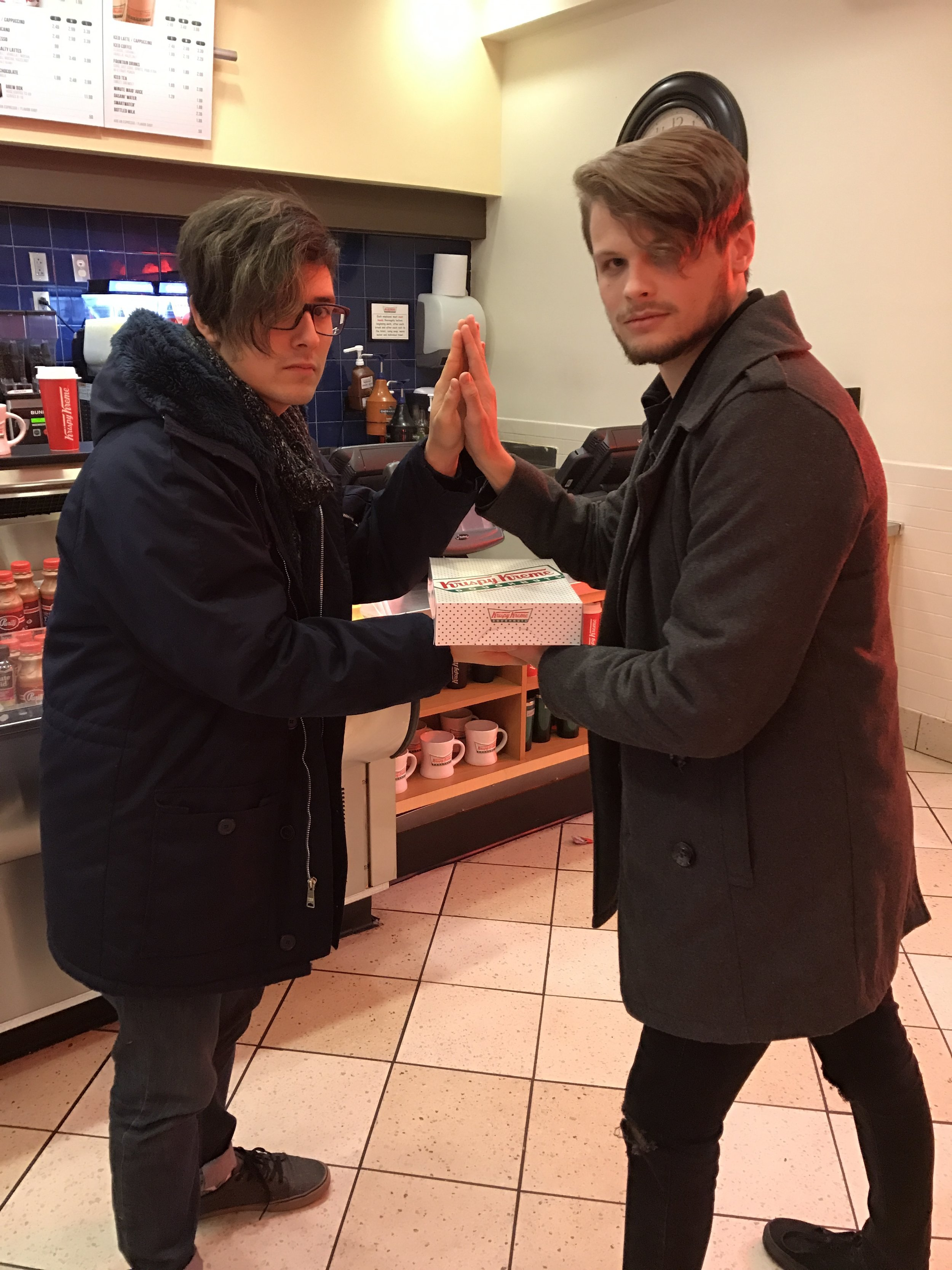 @God, Thanks For Doughnuts