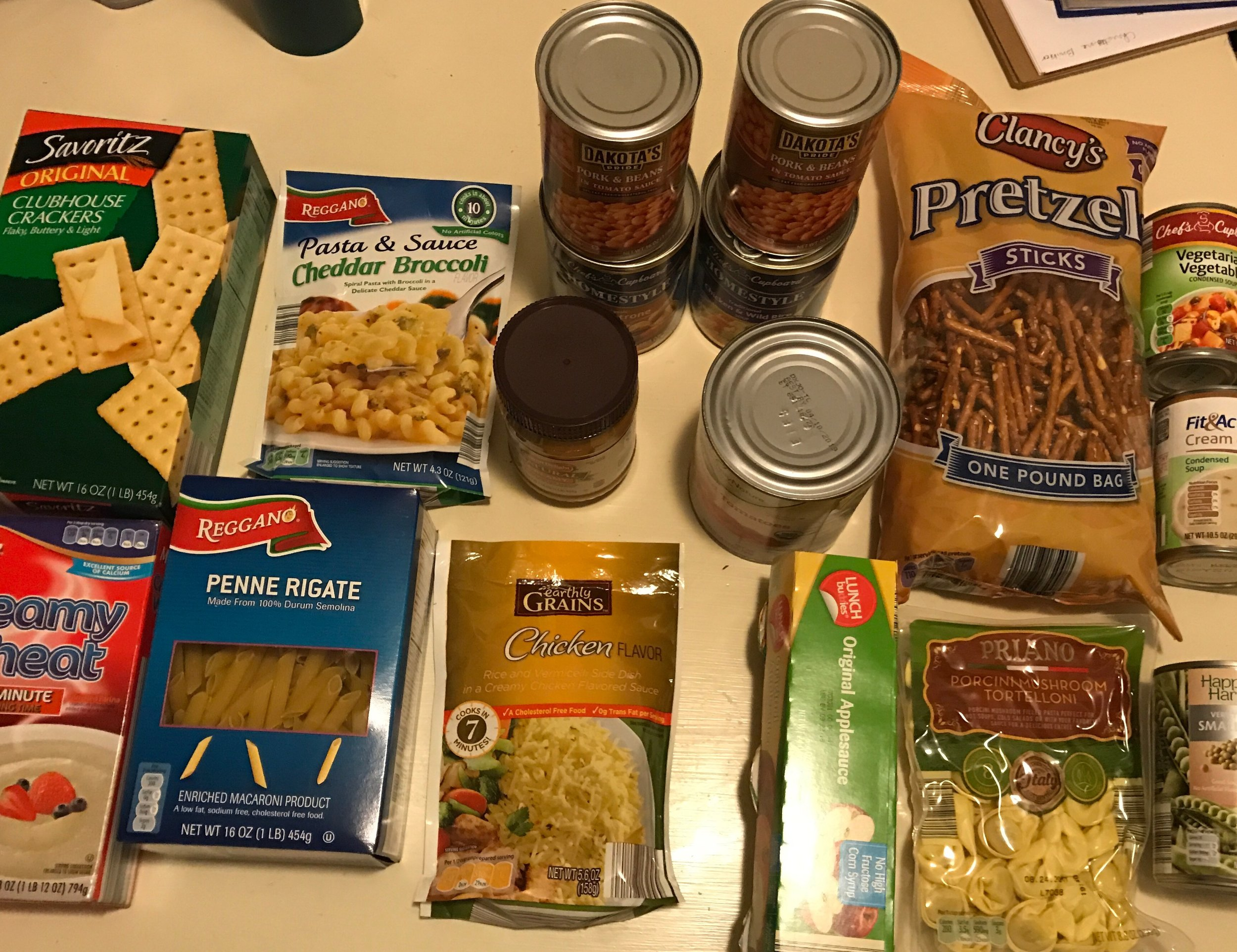 hunger-in-america | food-collection