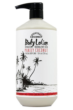Hydrating Body Lotion- Purely Coconut