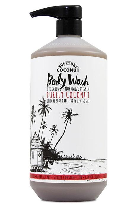 Hydrating Body Wash- Purely Coconut