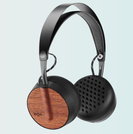 Buffalo Soldier BT Headphones
