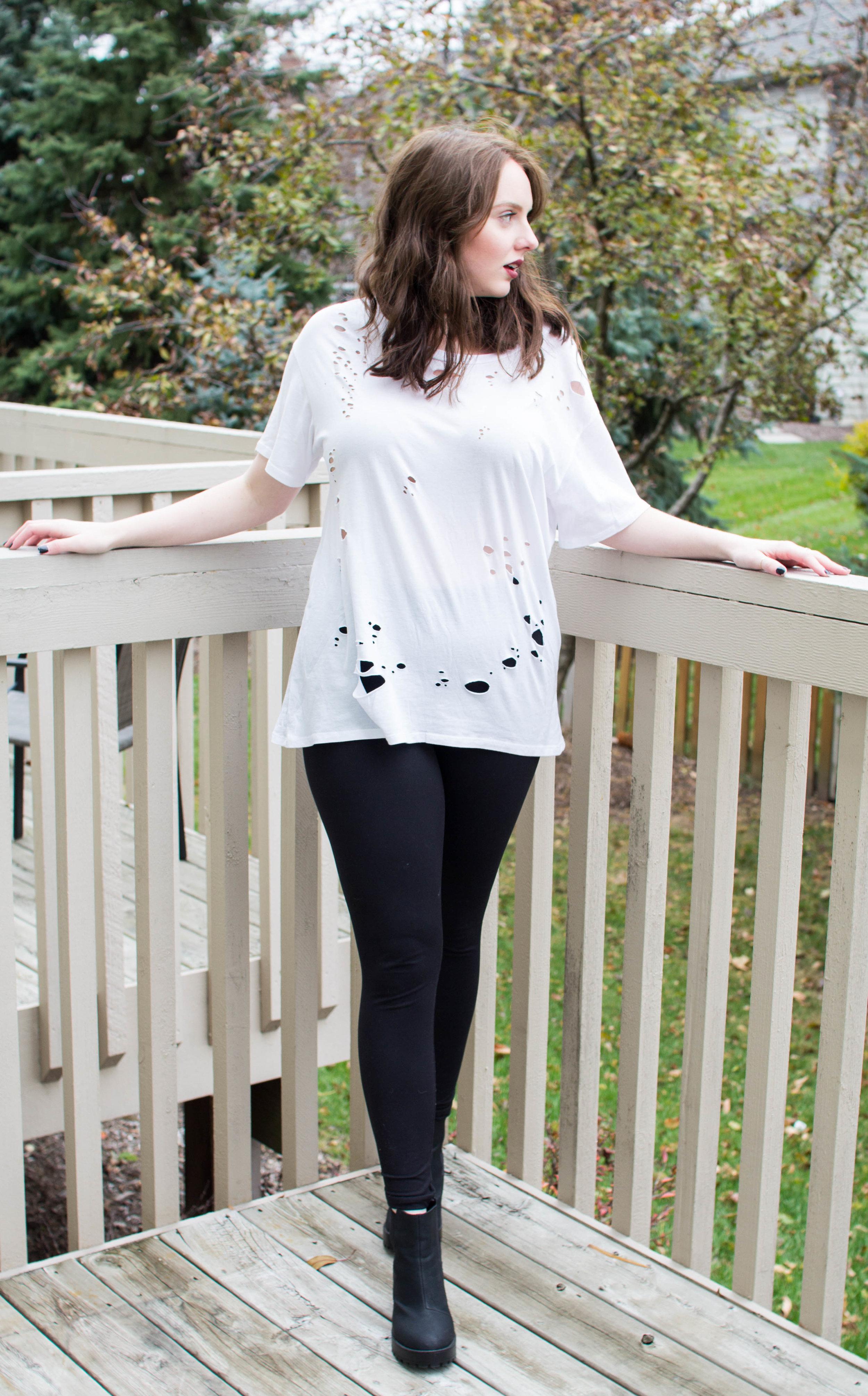Macaila Britton Fashion Lookbook