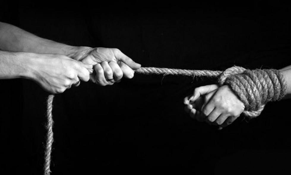 Stop Human Trafficking | January, Week 3