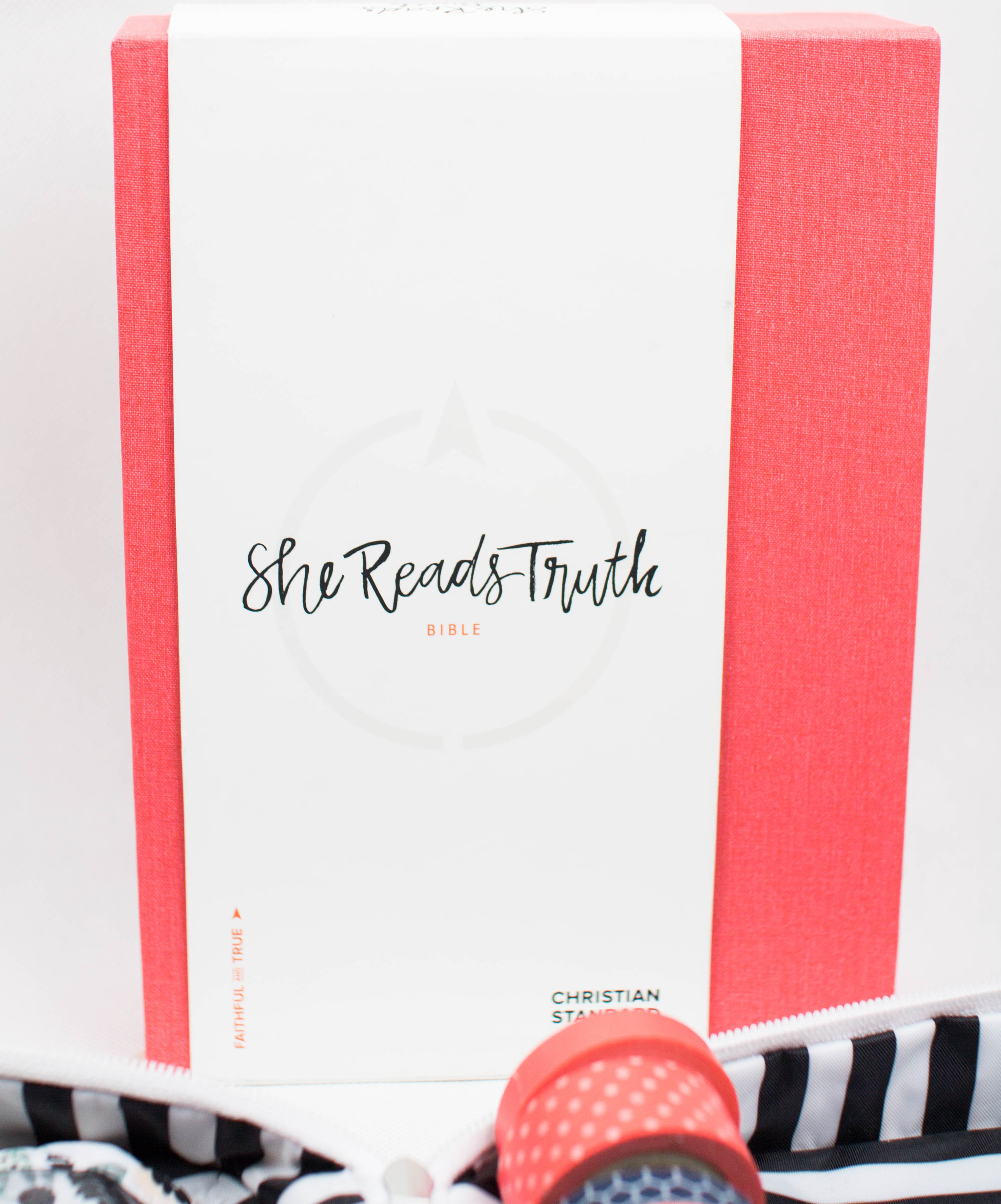 She Reads Truth Bible CSB