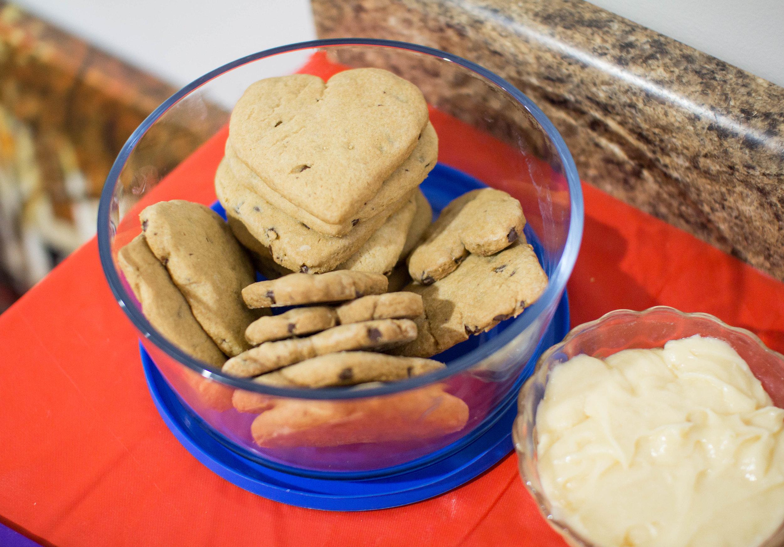 Valentine's Day Cookie Decoration