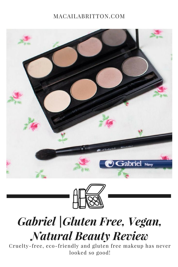 Gabriel Cosmetics Makeup Review