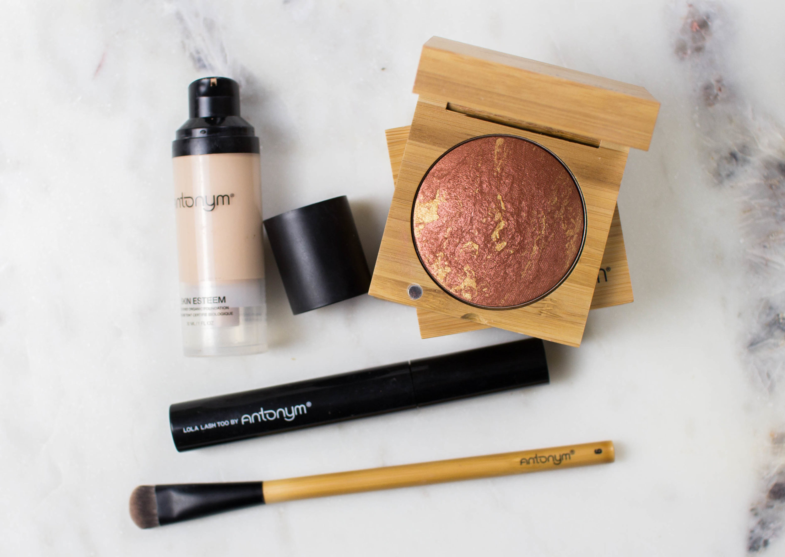 Click each type to shop:  Foundation     Eye Shadow Brush     Bronzer