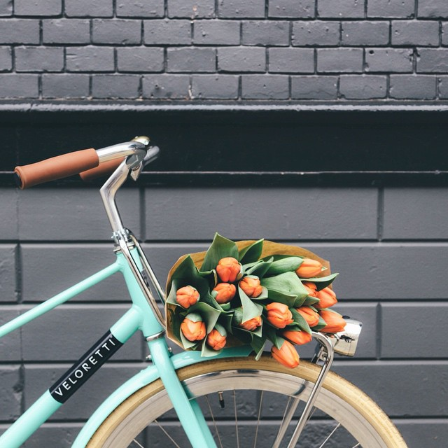 Bike to places to better the environment and get fit for spring