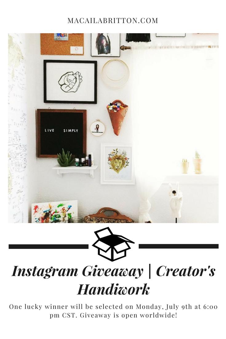 Creators-handiwork-blog-giveaway