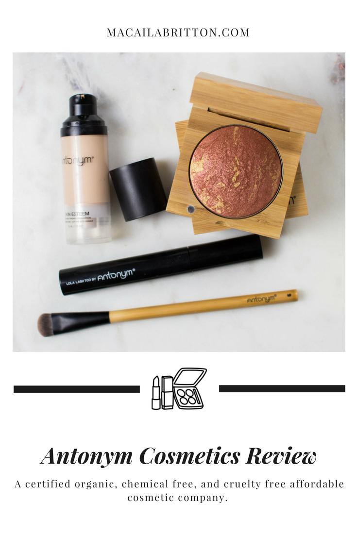 Antonym Cosmetics Review