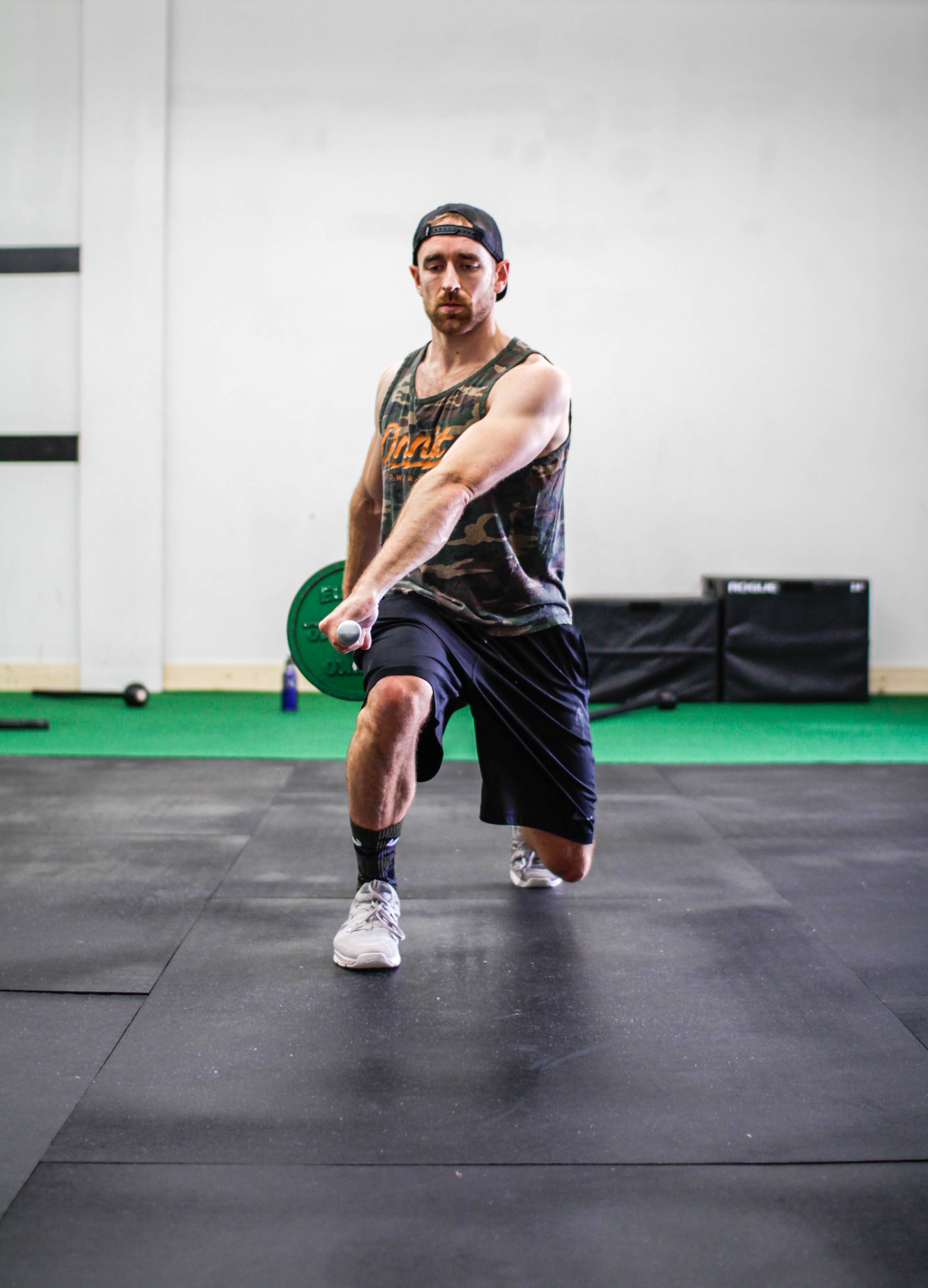 Personal Trainer, TJ Lawson of Midwest Strength + Performance