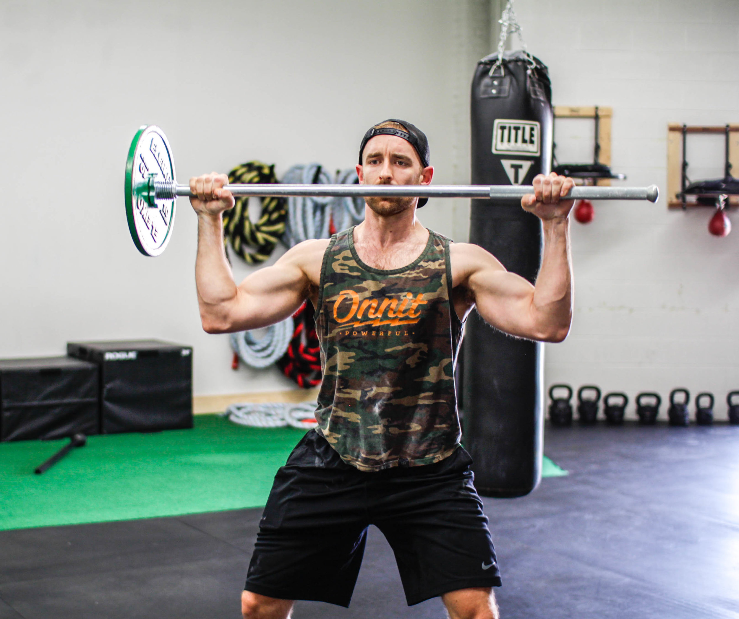 Midwest Strength + Performance Co-Owner, TJ Lawson