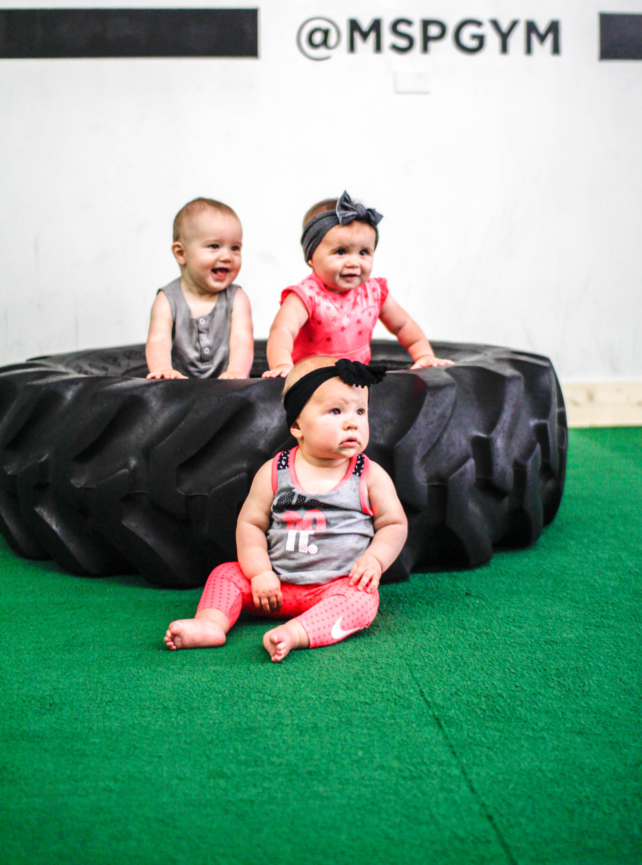 Family friendly gyms near Naperville, Illinois