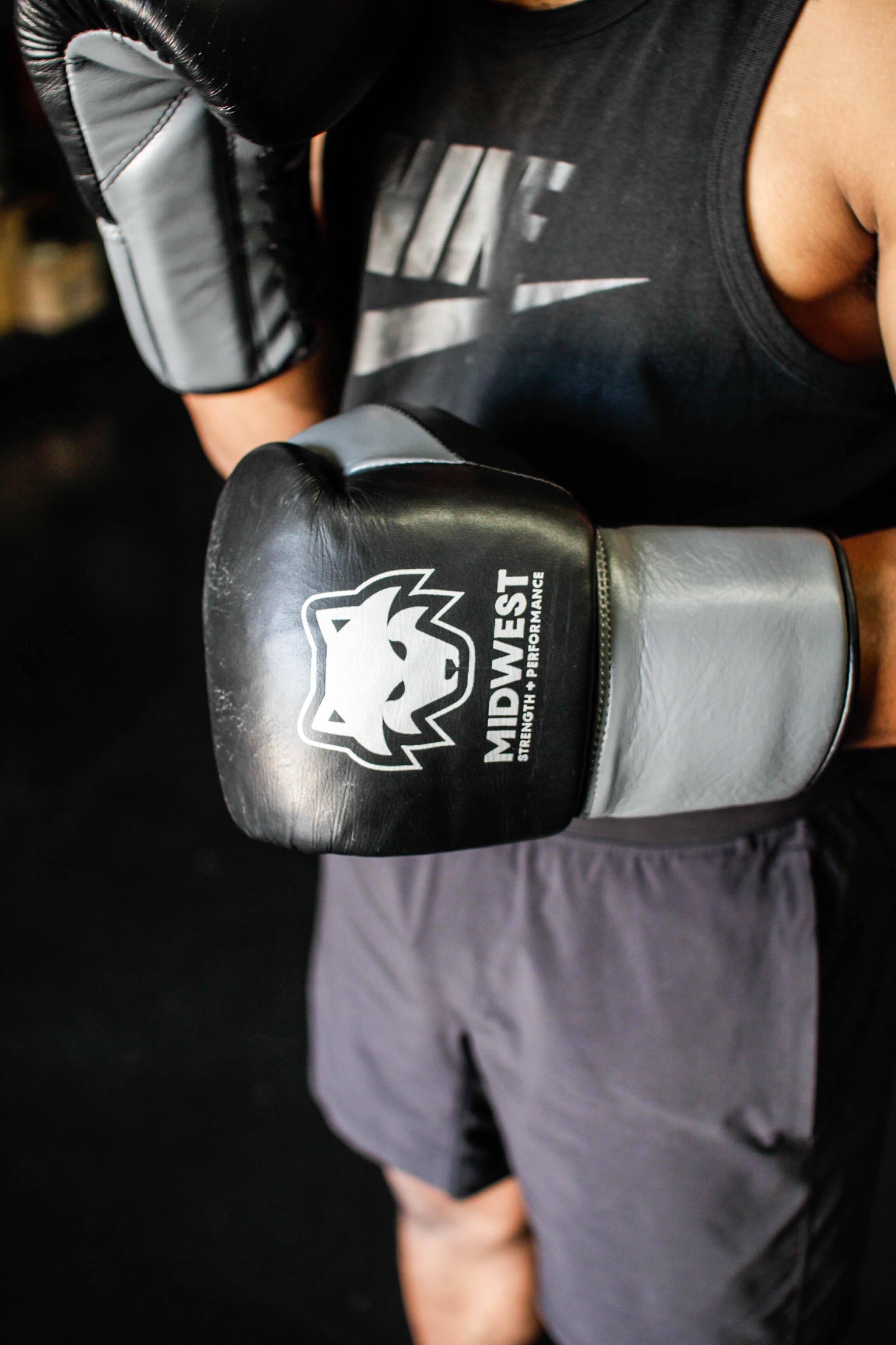 Boxing classes near Wheaton, Illinois