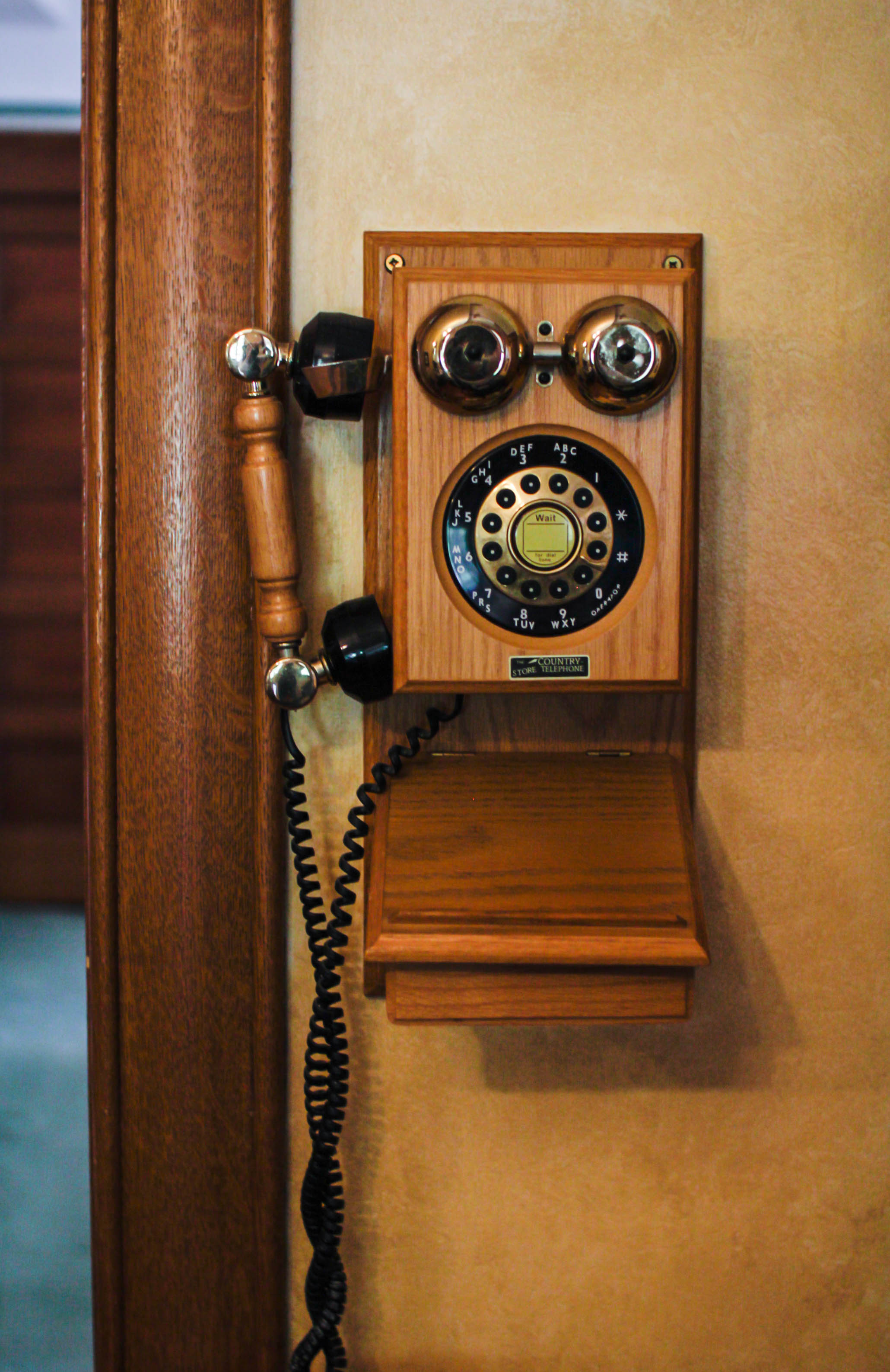 Antique-Wall-Phone