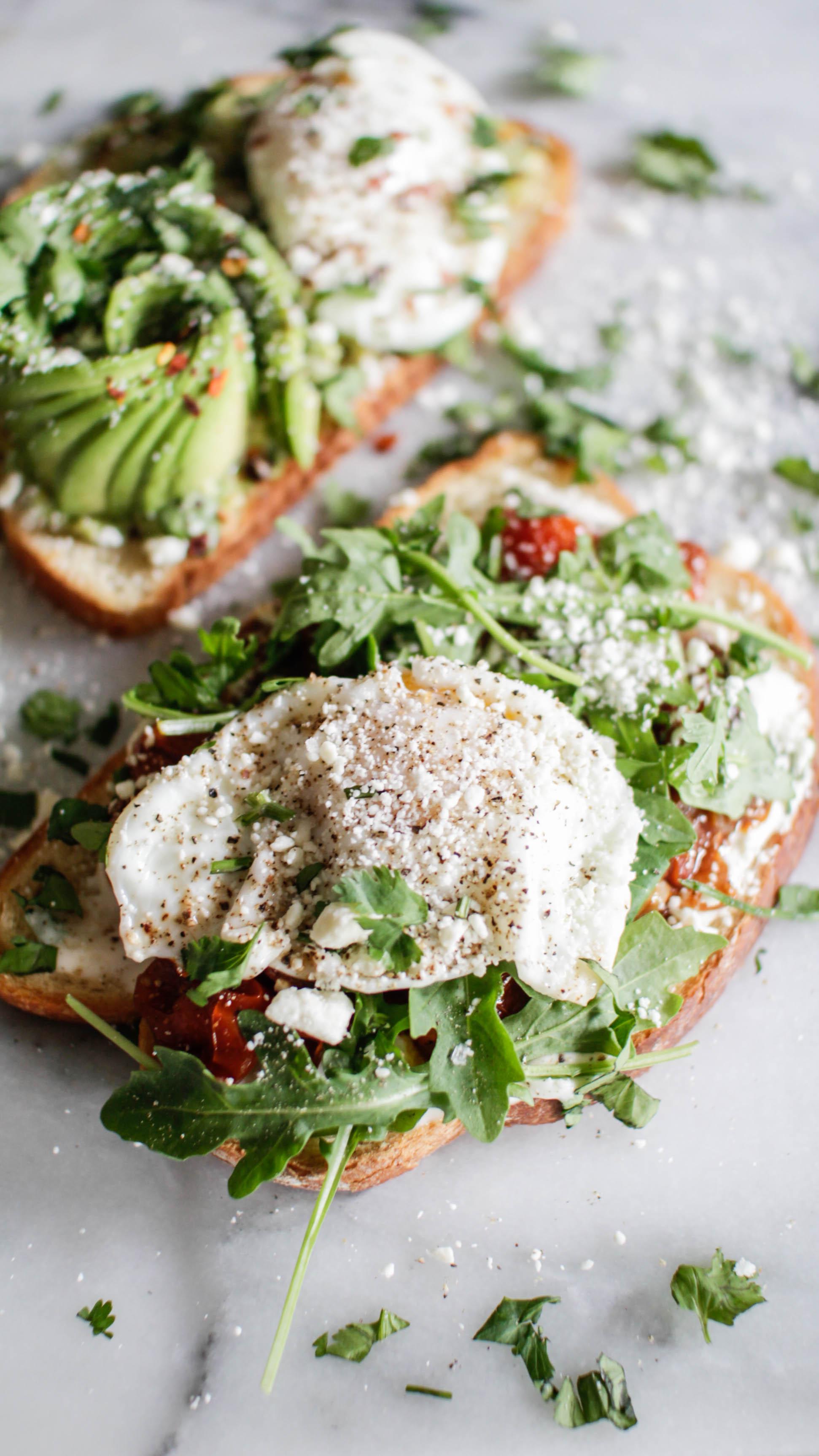 Egg and Toast Breakfast Recipe