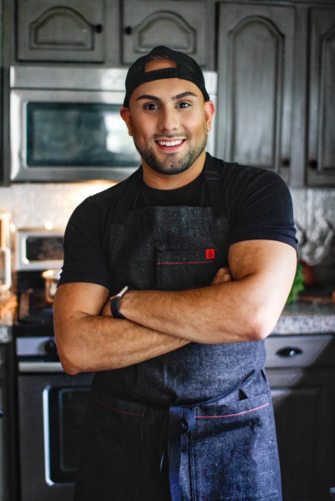 In The Kitchen with Sauté and Rosé | Meet Stephen