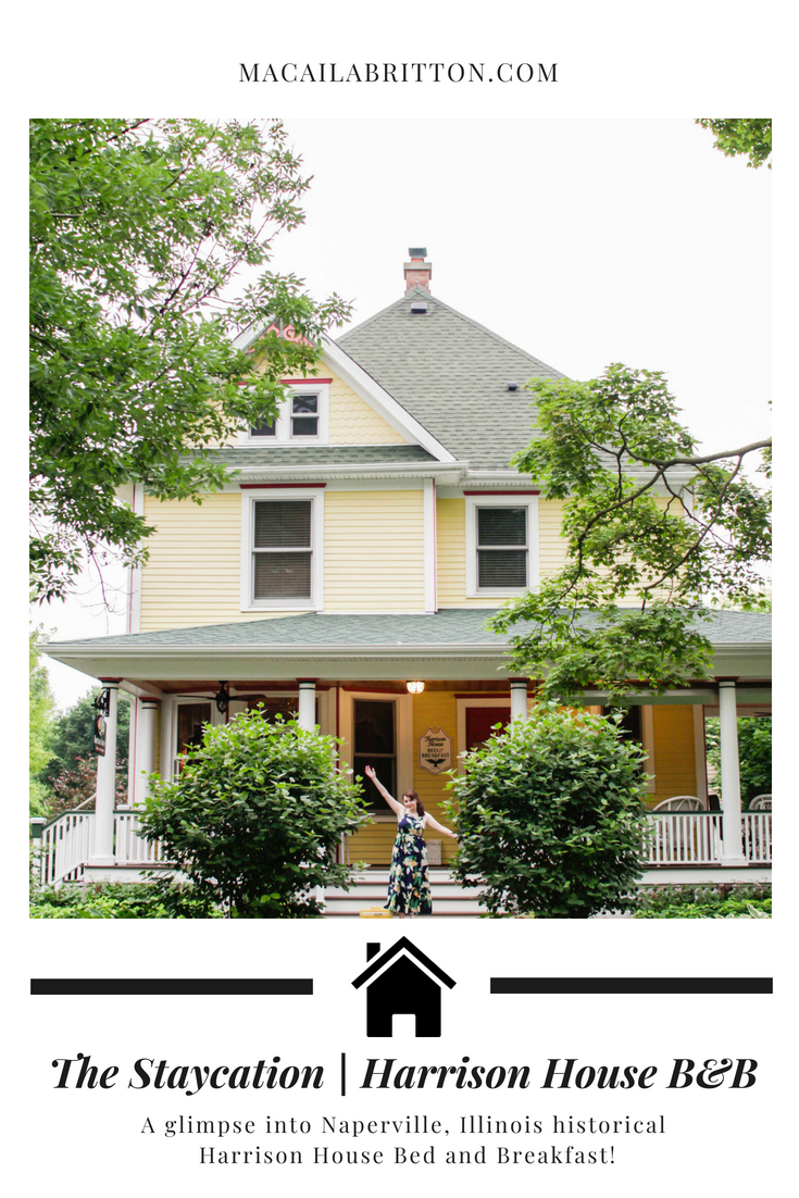 Historical Houses in Naperville Illinois