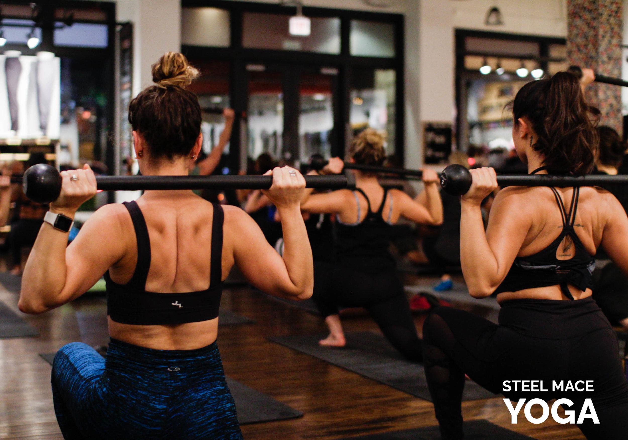 Steel-Mace-Yoga-lululemon-Chicago