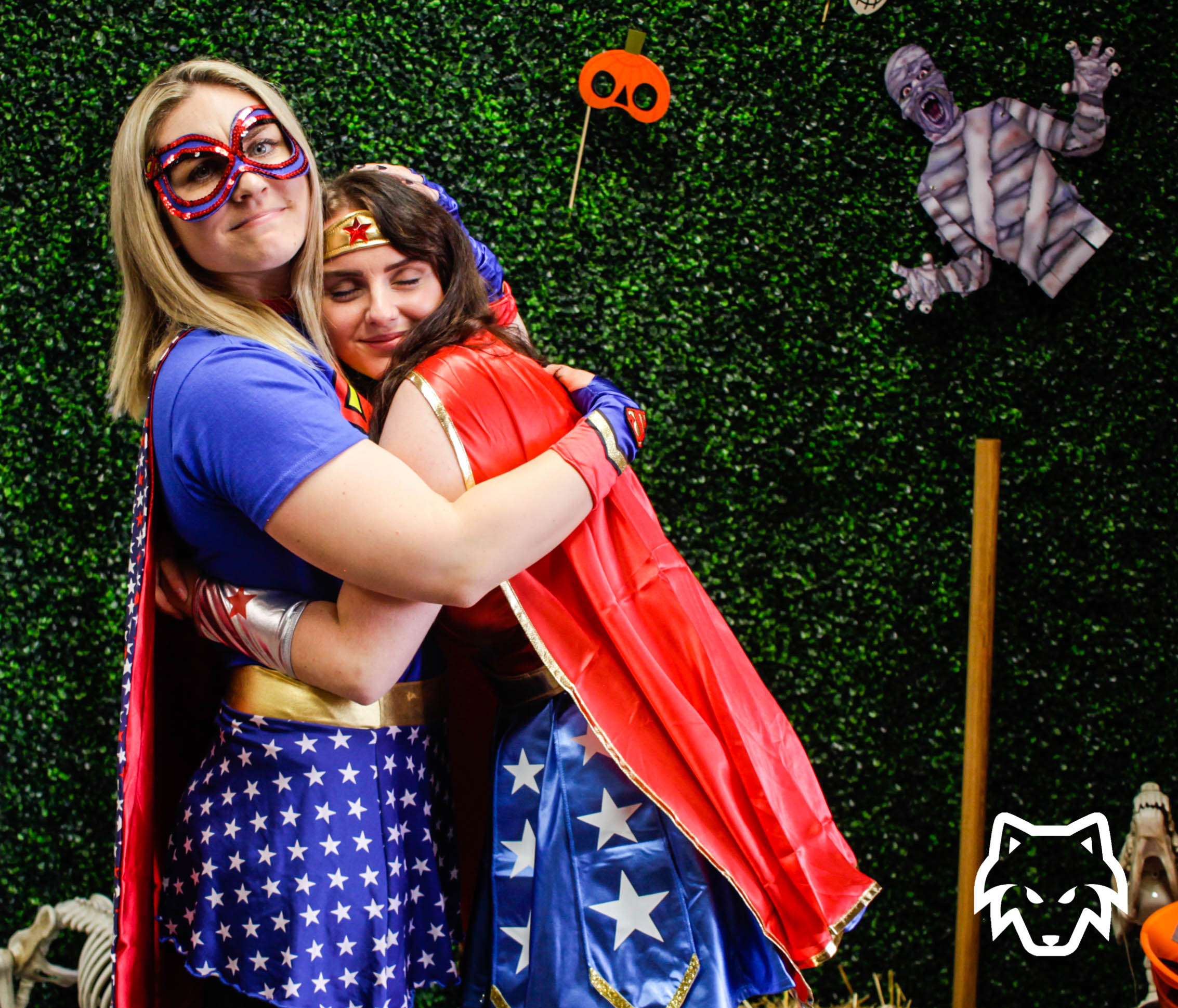 Superhero-Halloween-Party
