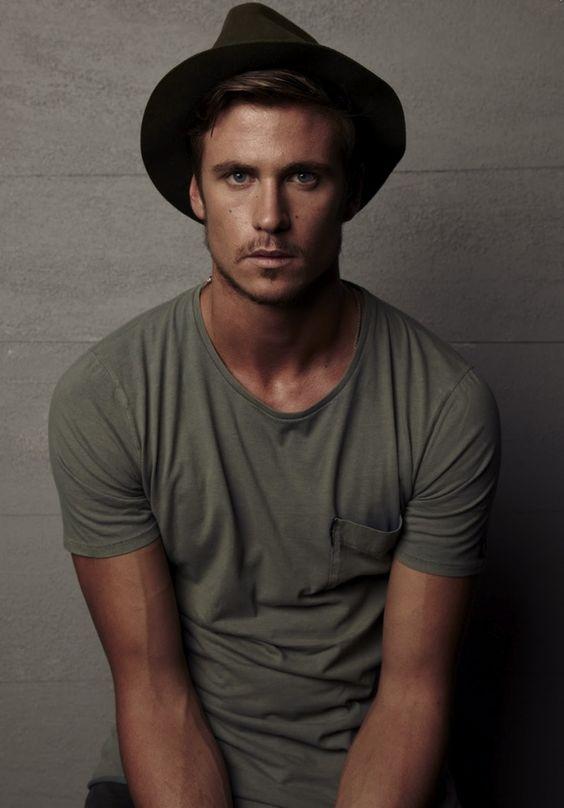 Sustainable Men's Hats