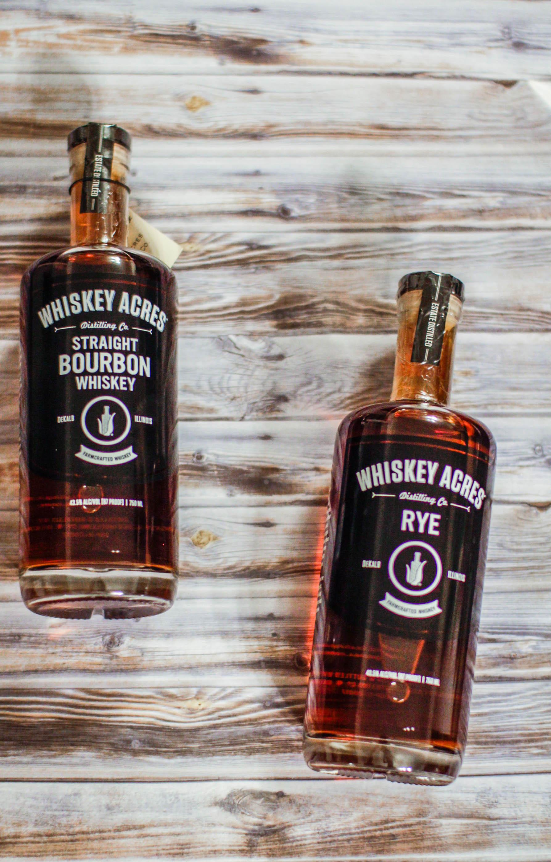 Whiskey Acres Chicago Whiskey