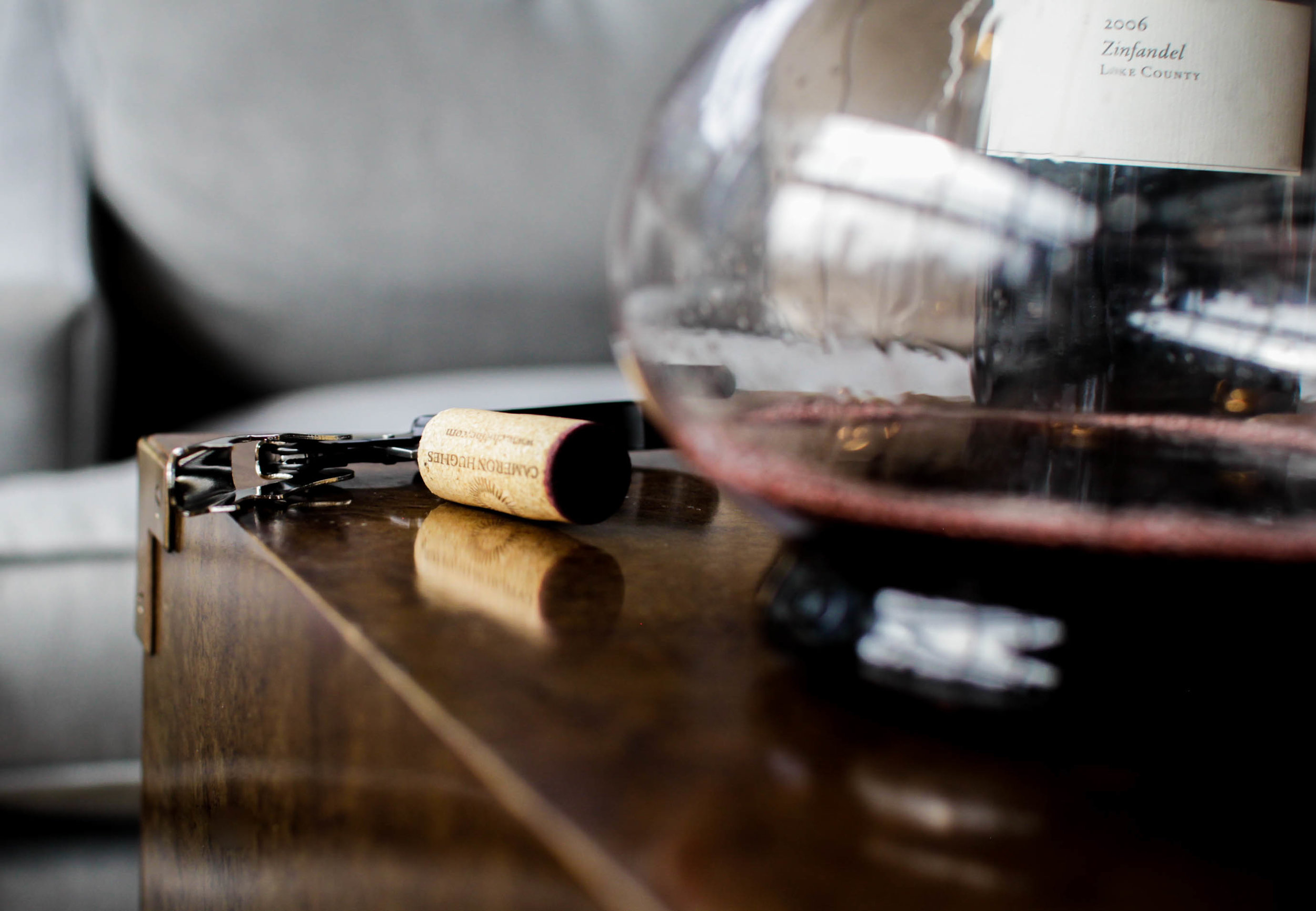 Wine Photography