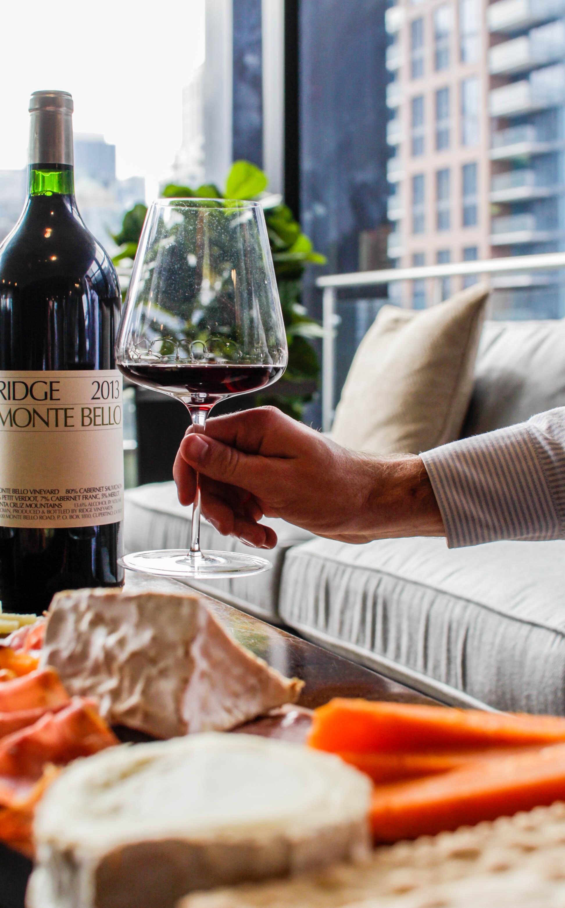 Top Wine Glass