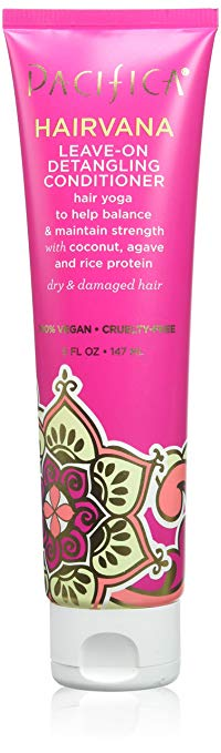 Pacifica Beauty Hairvana Leave On Conditioner