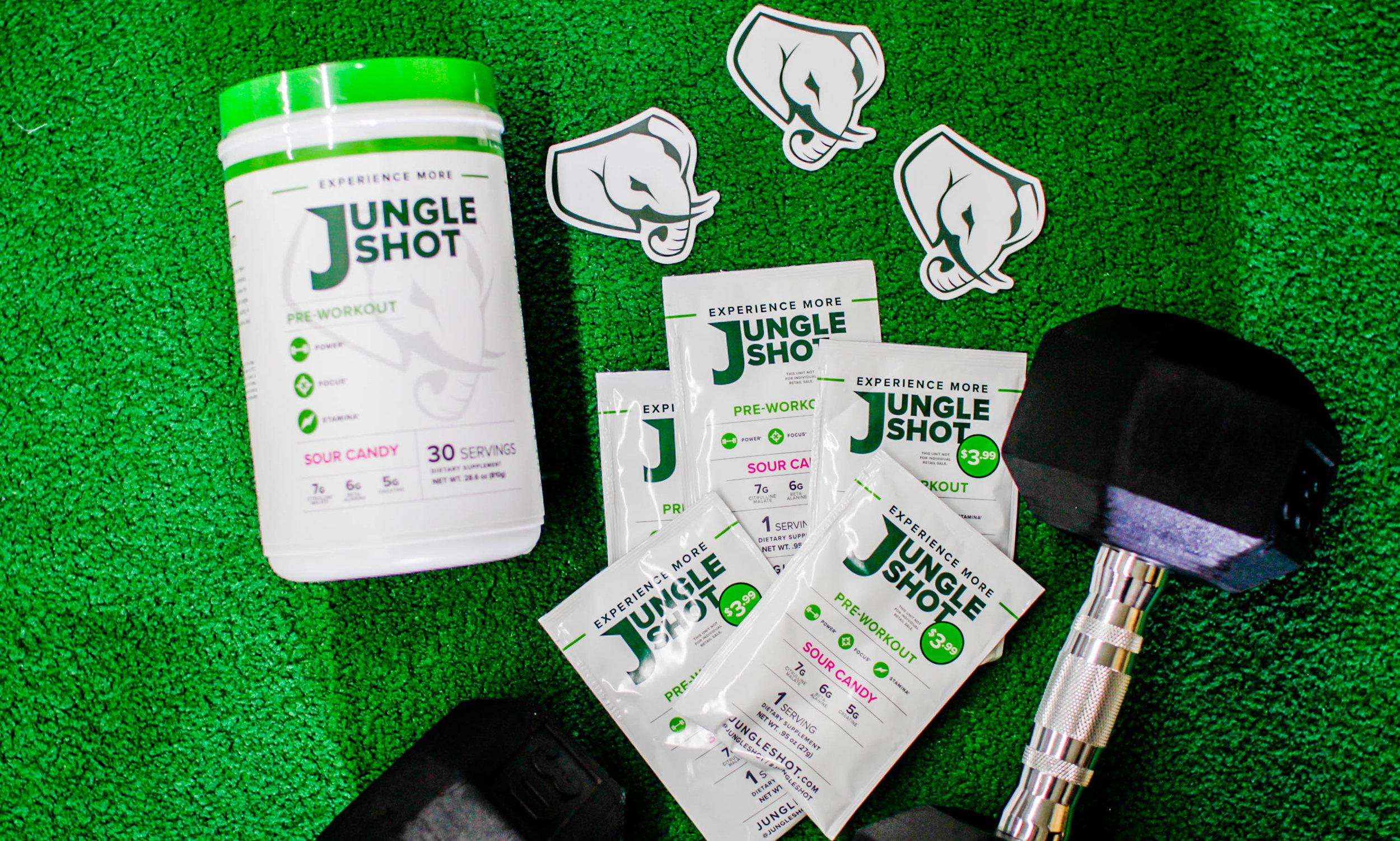 Jungle Shot Pre-Workout