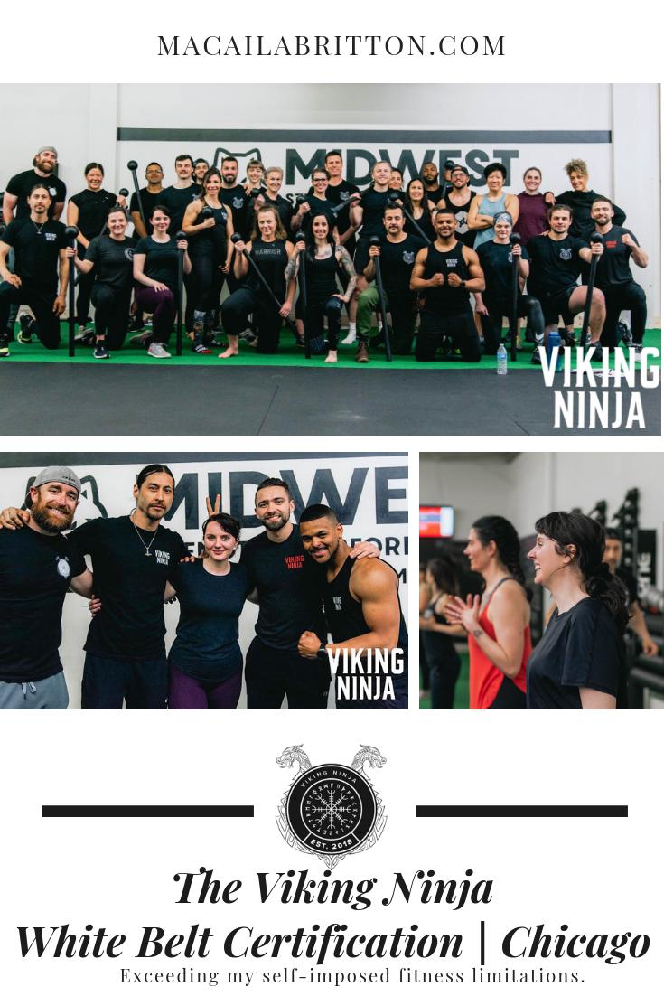 "Erin 'Esik"" Melland's Viking Ninja Fitness  Training System Review"