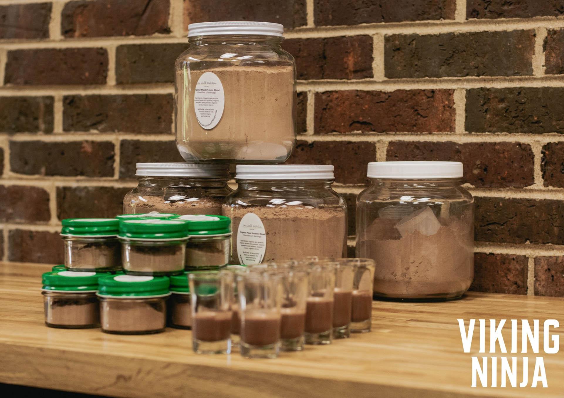 Chocolate Whey Protein Powder