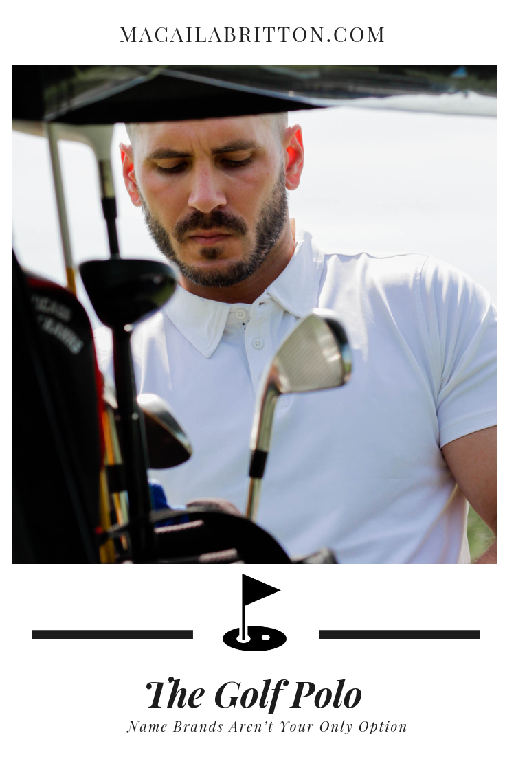 The Golf Polo Name Brands Aren't Your Only Option