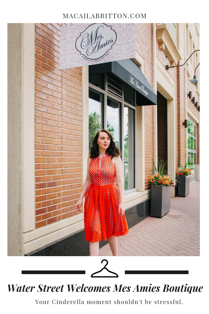 Mes Amies Boutique in Milwaukee, Wisconsin and Naperville, Illinois