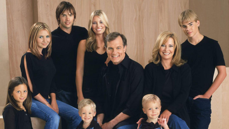 7th Heaven family television show to start watching