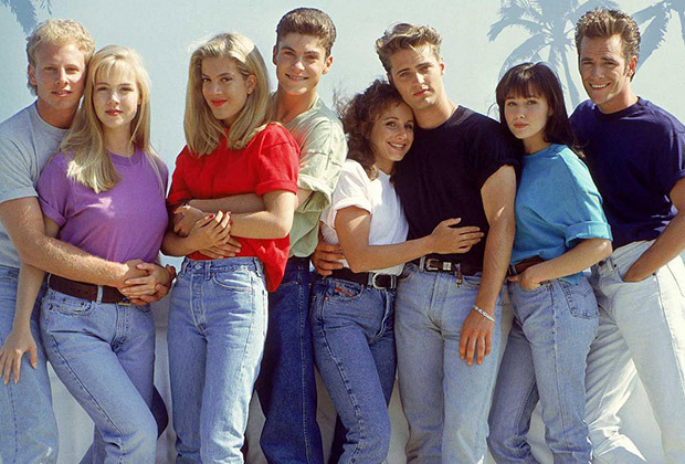 Best throwback television shows to binge watchBeverly Hills 90210