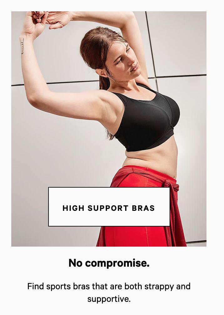 lululemon high support sports bra