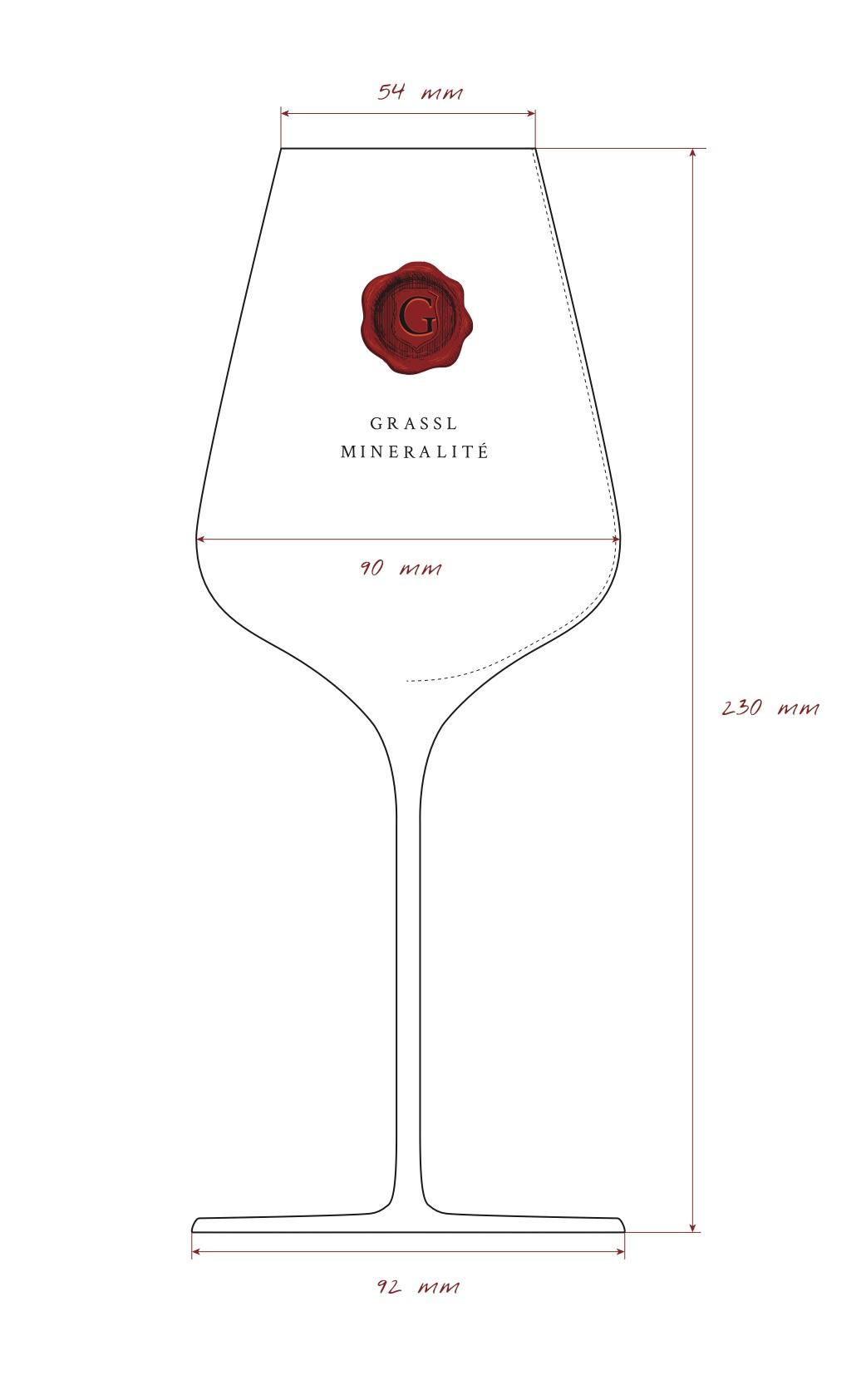 Grassl Mineralié Wine Glass