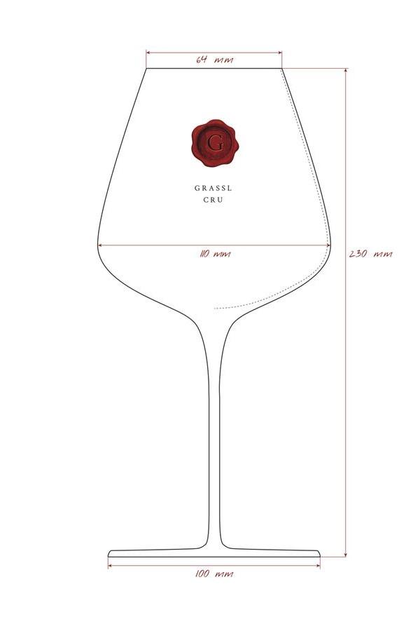 Grassl Cru Wine Glass