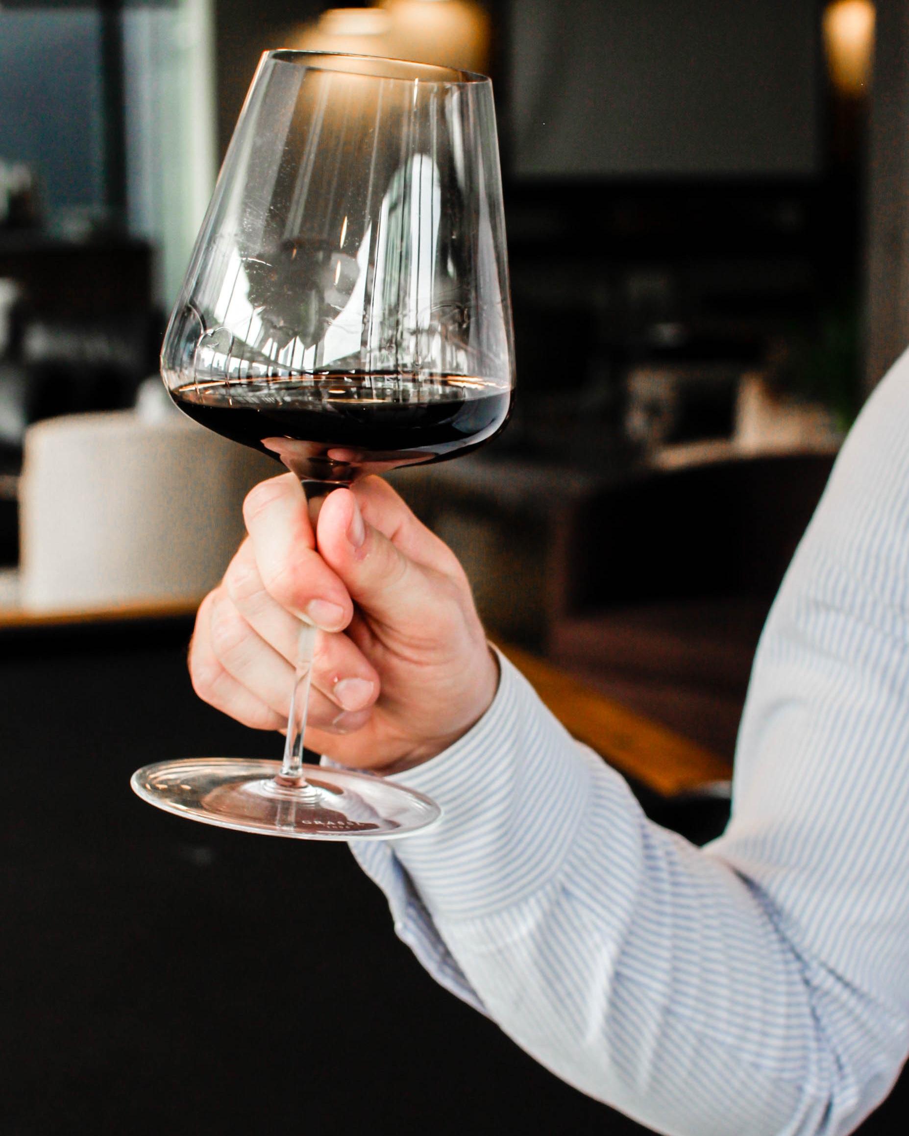 Grassl 1855 Red Wine Glass
