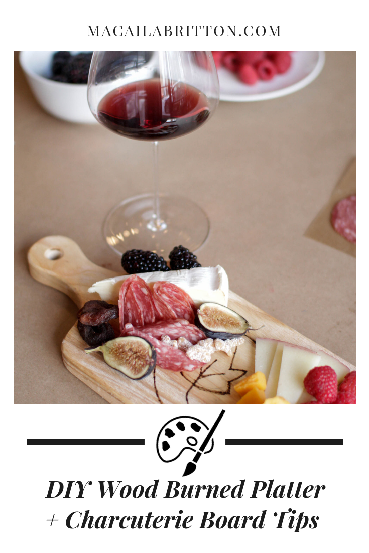 How to assemble and style a cheese and charcuterie board