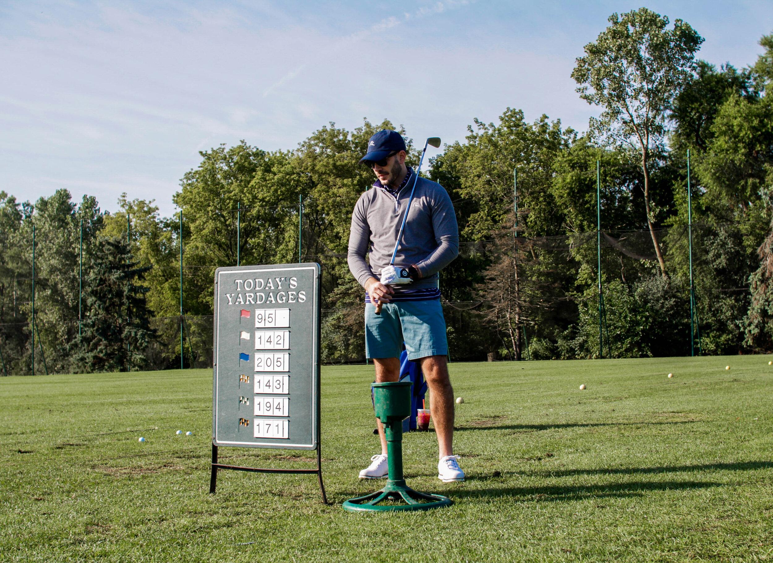 St. Andrews Golf Rage in West Chicago, IL