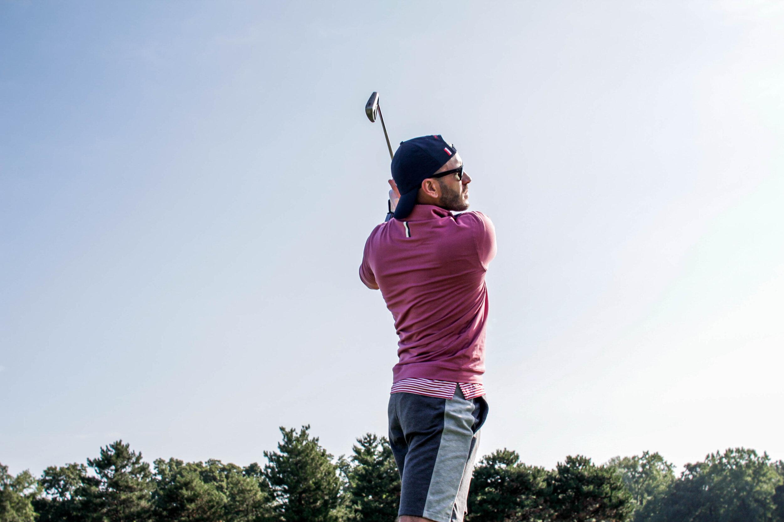 Men's Golf Lookbook