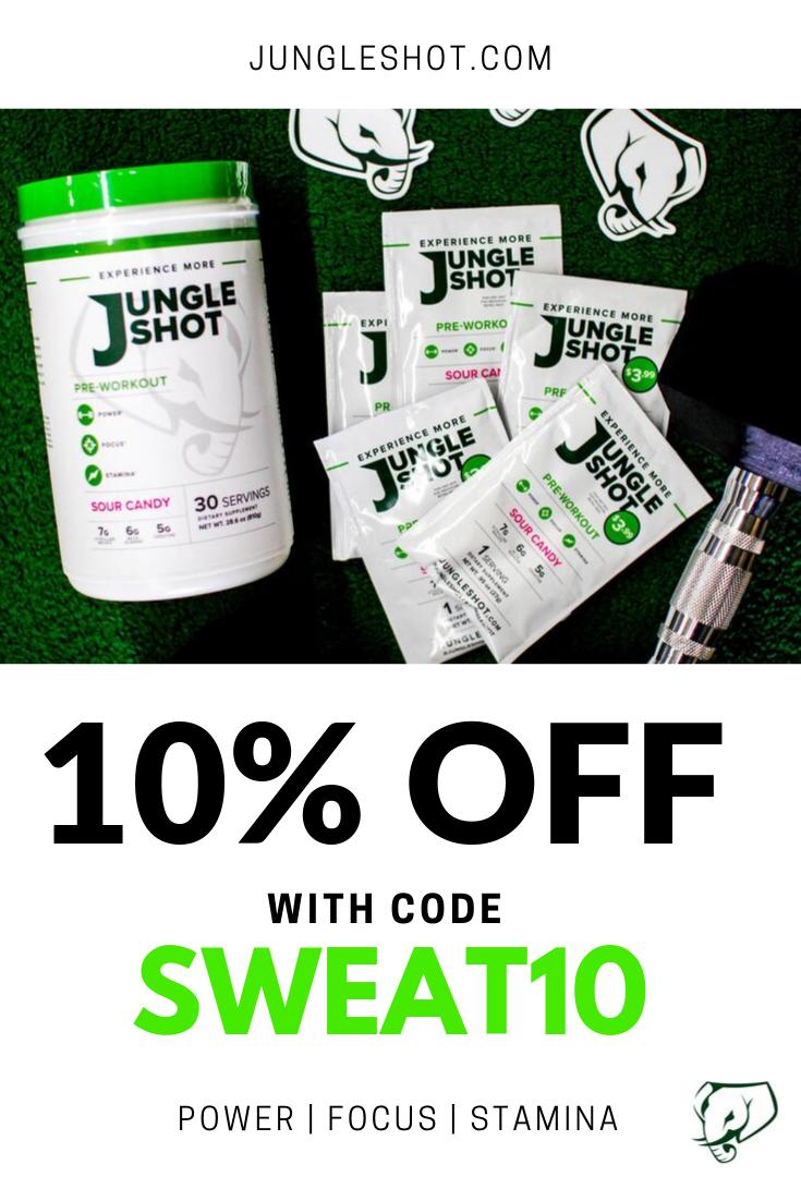 Jungle Shot Pre Workout Discount Code.png