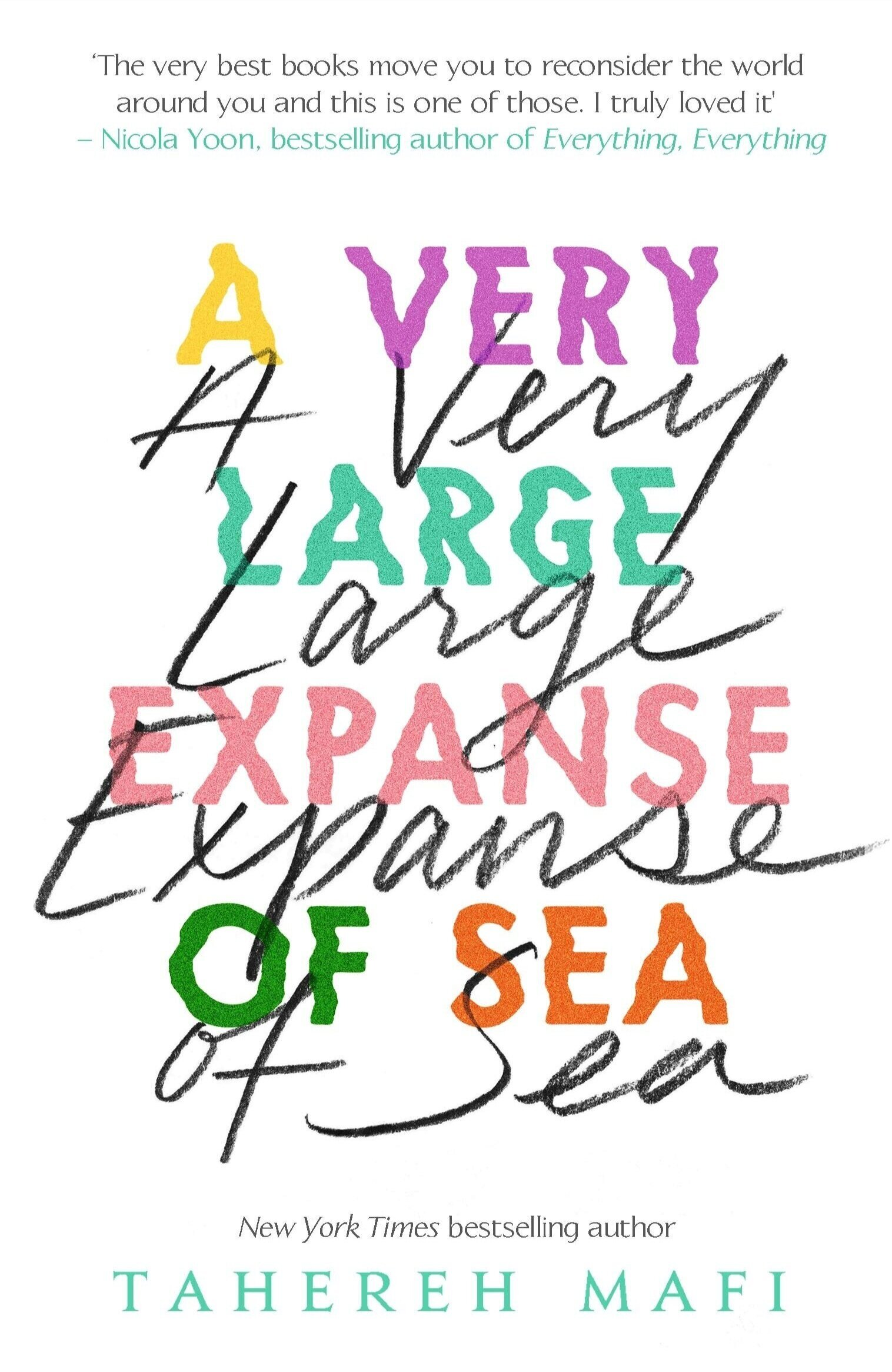 A+Very+Large+Expanse+of+Sea+Book+Summary