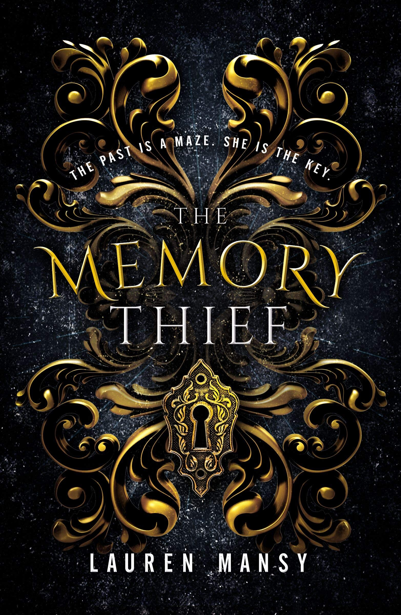 The Memory Thief New Release By Lauren Mansy