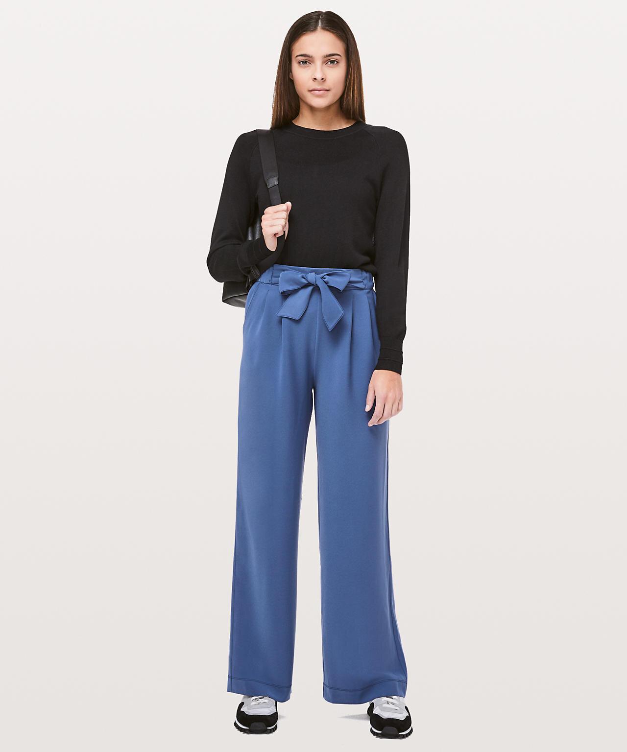 Noir Pant Full Length